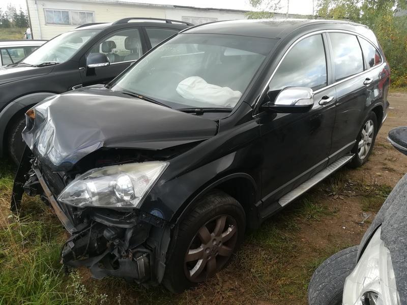 Naudotos automobilio dalys Honda CR-V 2007 2.2 Mechaninė Visureigis 4/5 d. Juoda 2019-10-01