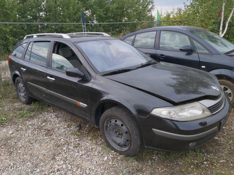 Naudotos automobilio dalys Renault LAGUNA 2003 2.2 Mechaninė Universalas 4/5 d. Juoda 2020-9-04