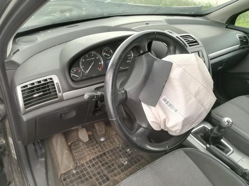 Naudotos automobilio dalys Peugeot 407 2005 2.0 Mechaninė Sedanas 4/5 d. Juoda 2019-8-02