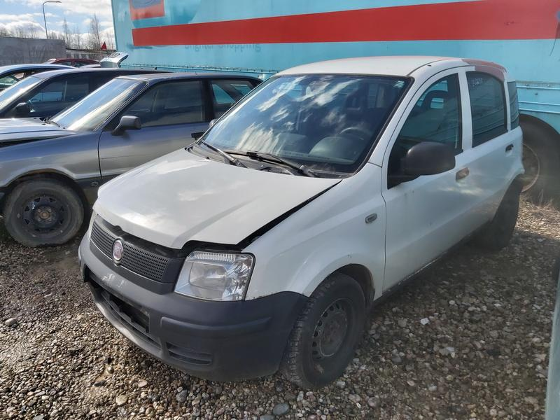 Naudotos automobiliu dallys Foto 4 Fiat PANDA 2007 1.1 Mechaninė Hečbekas 4/5 d. Balta 2020-3-17 A5133