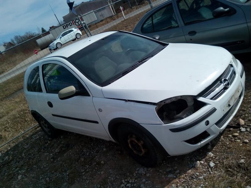 Opel CORSA 2003 1.2 Mechaninė