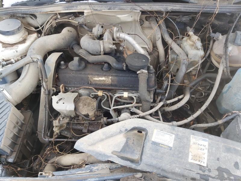 Naudotos automobiliu dallys Foto 2 Volkswagen PASSAT 1994 1.9 Mechaninė Universalas 4/5 d. Balta 2020-5-12 A5277