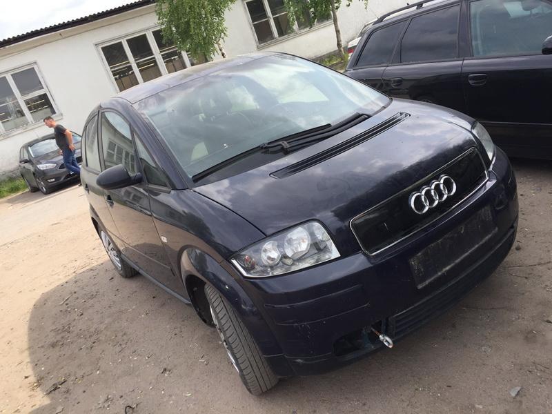 Audi A2 2002 1.2 автоматическая