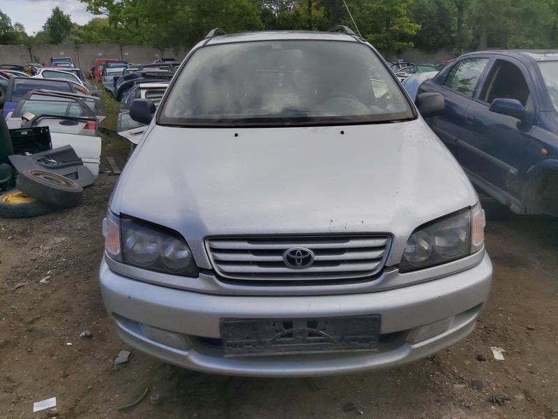 Naudotos automobilio dalys Toyota PICNIC 1999 2.2 Mechaninė Vienatūris 4/5 d. Pilka 2020-8-22