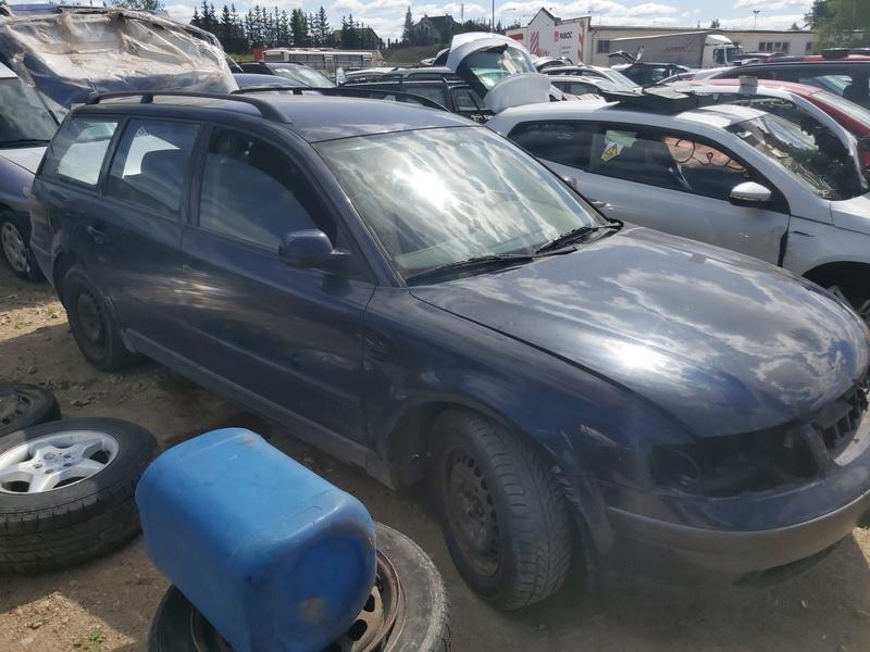 Naudotos automobilio dalys Volkswagen PASSAT 1997 1.9 Mechaninė Universalas 4/5 d. Melyna 2020-8-07