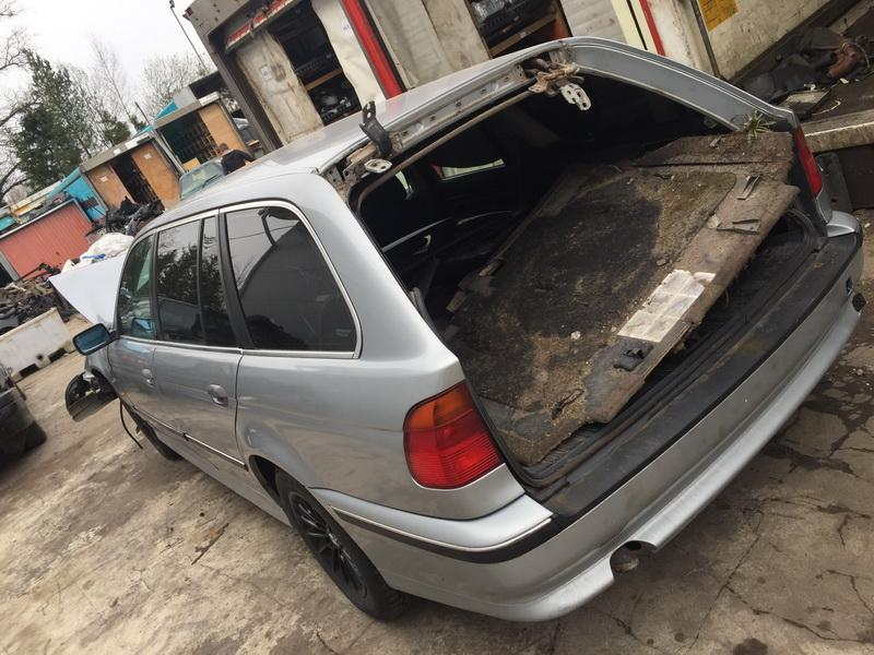 Naudotos automobilio dalys BMW 5-SERIES 1997 2.5 Automatinė Universalas 4/5 d. Pilka 2018-3-29