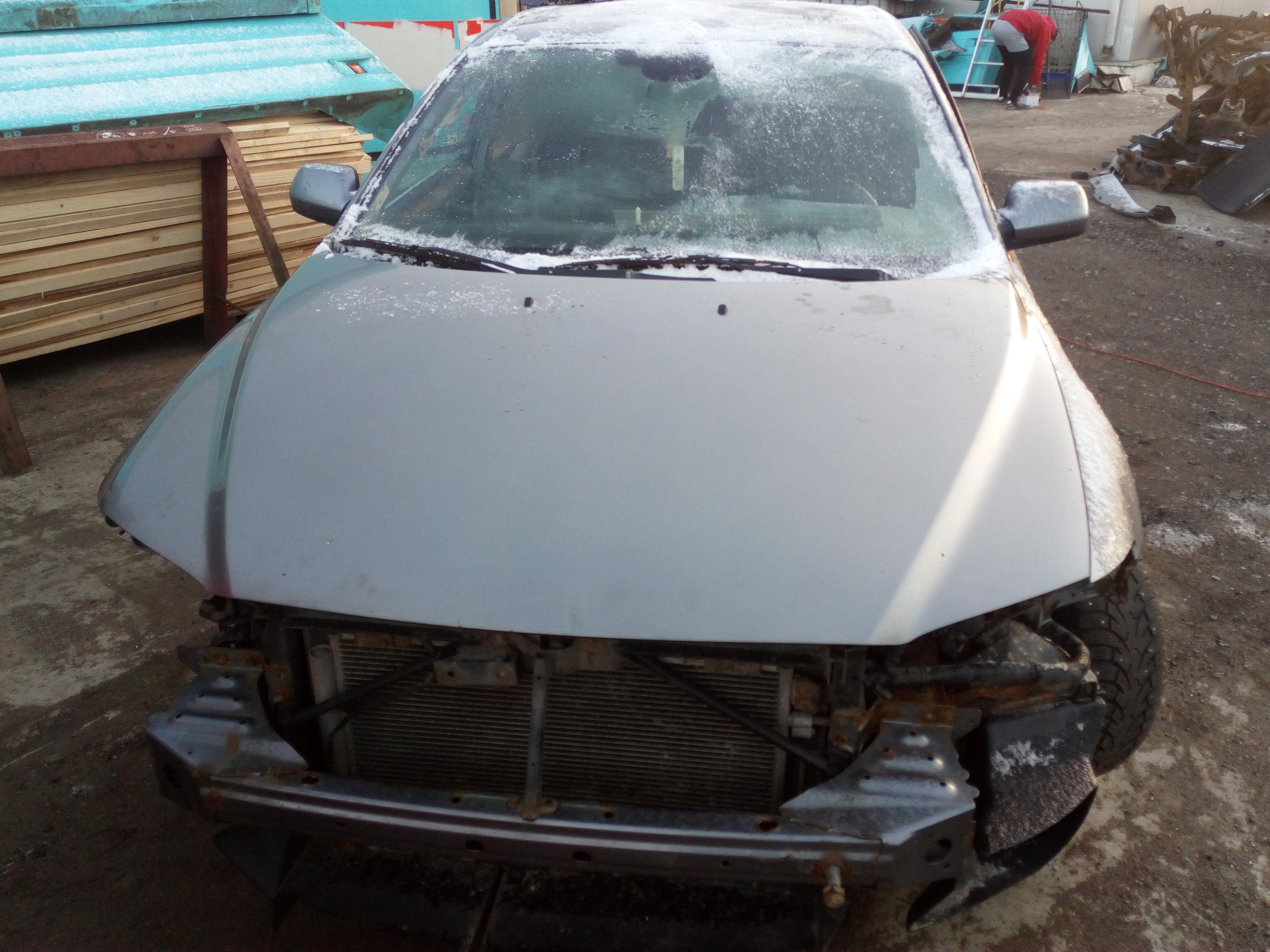 Naudotos automobiliu dallys Foto 2 Mazda 6 2003 2.0 Mechaninė Sedanas 4/5 d. Pilka 2018-1-08 A3583
