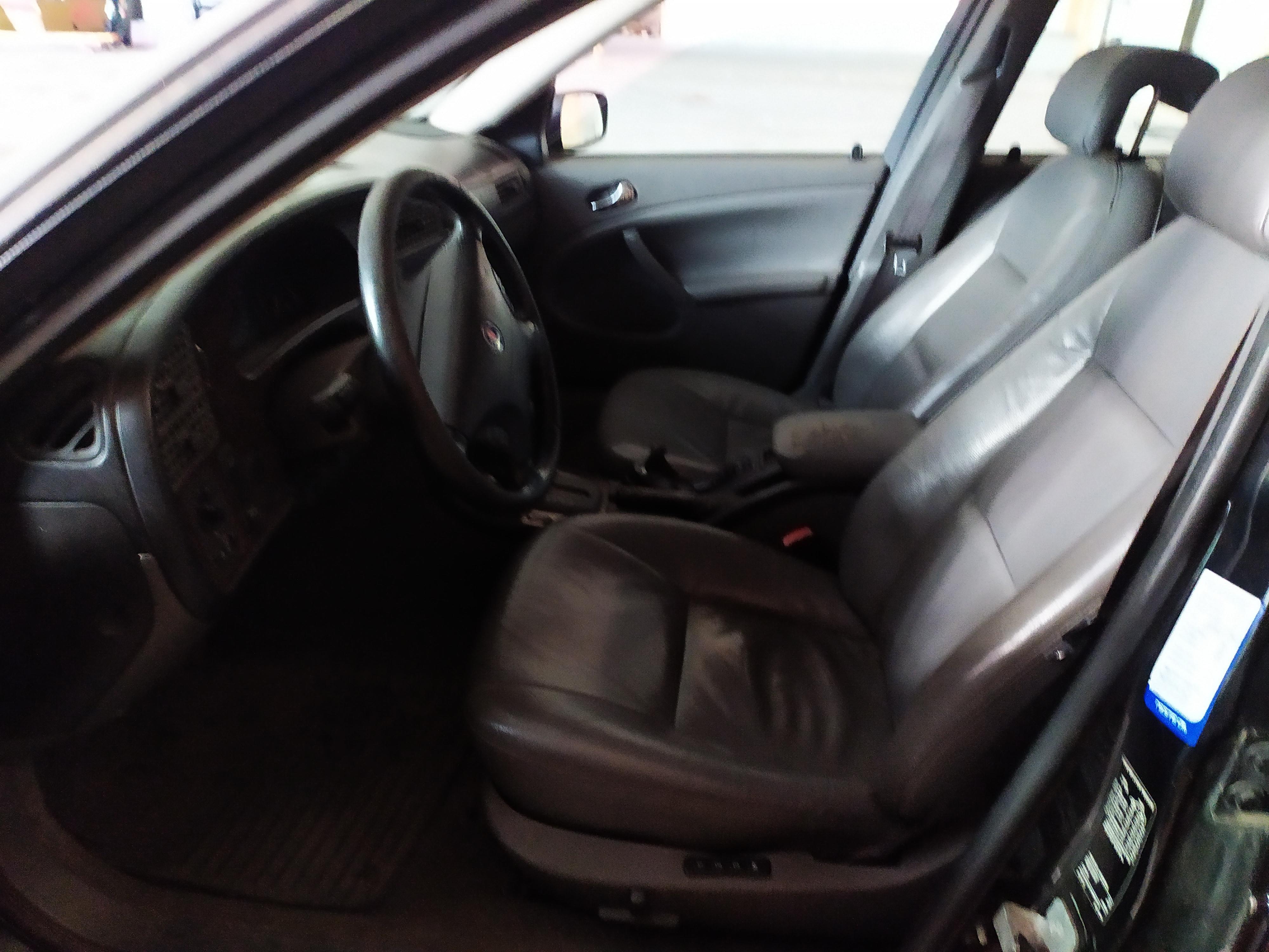Naudotos automobilio dalys SAAB 9-5 2005 2.2 Automatinė Universalas 4/5 d. Juoda 2020-9-29