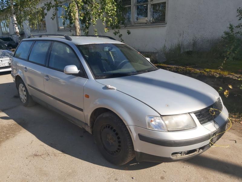 Naudotos automobilio dalys Volkswagen PASSAT 1998 1.9 Mechaninė Universalas 4/5 d. Pilka 2020-9-29
