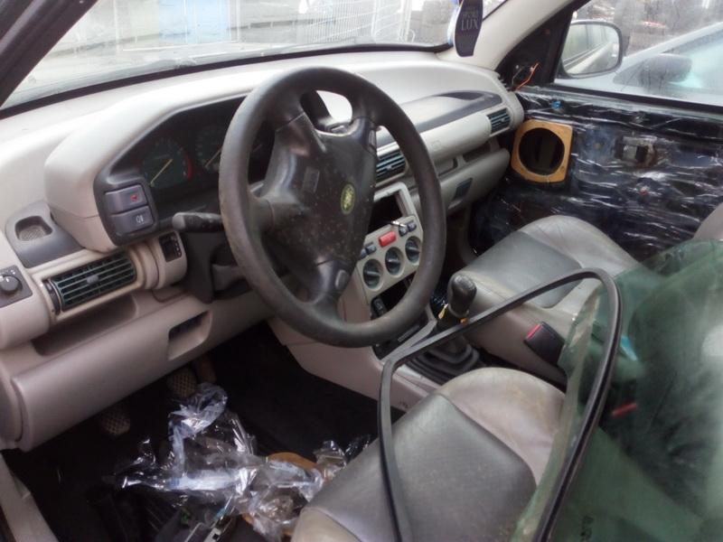Naudotos automobilio dalys Land Rover FREELANDER 1998 1.8 Mechaninė Visureigis 4/5 d. Zalia 2018-1-09