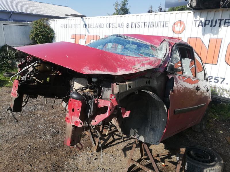 Naudotos automobiliu dallys Foto 7 Renault SCENIC 2004 1.5 Mechaninė Vienatūris 4/5 d. Raudona 2019-9-07 A4734