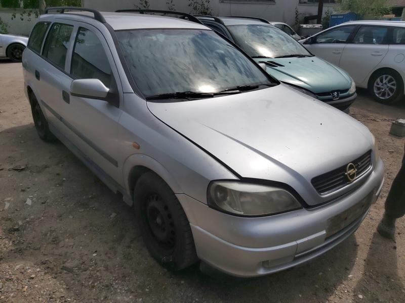 Naudotos automobilio dalys Opel ASTRA 1998 2.0 Mechaninė Universalas 4/5 d. Pilka 2020-7-28