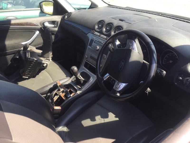 Naudotos automobilio dalys Ford GALAXY 2007 2.0 Mechaninė Vienatūris 4/5 d. Juoda 2018-5-30