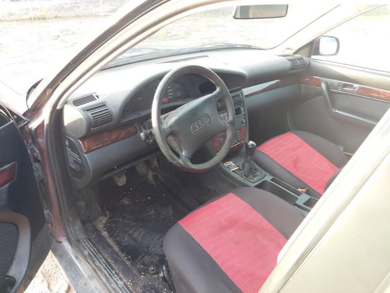 Подержанные Автозапчасти Foto 6 Audi A6 1994 1.9 машиностроение седан 4/5 d. красный 2020-11-19 A5835