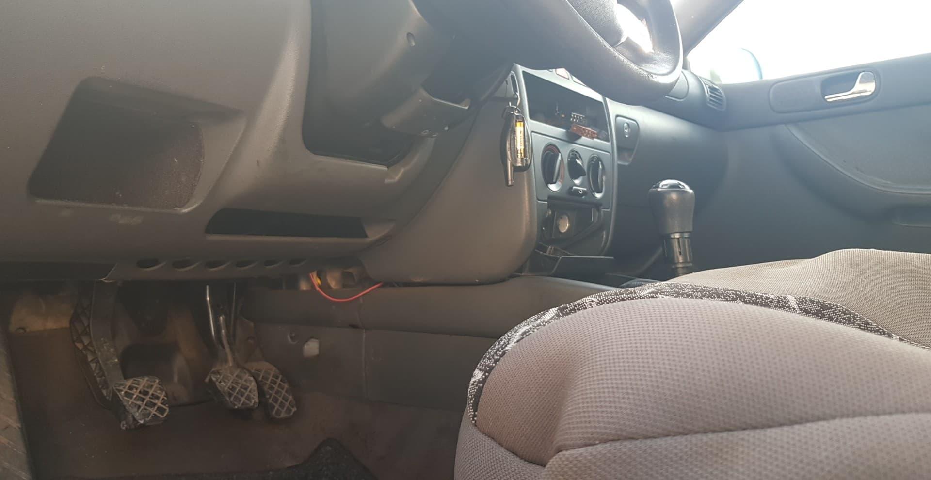Подержанные Автозапчасти Audi A3 1997 1.9 машиностроение хэтчбэк 2/3 d. серебро 2020-7-17