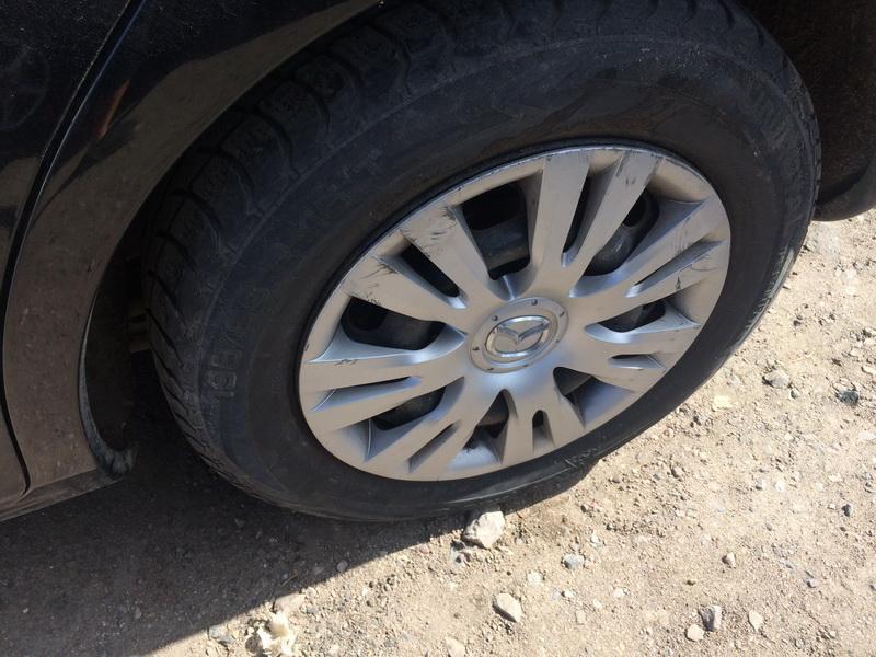 Naudotos automobiliu dallys Foto 5 Mazda 6 2003 2.0 Mechaninė Hečbekas 4/5 d. Juoda 2018-6-20 A3887