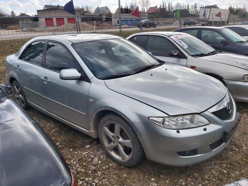 Mazda 6 2004 2.0 Automatinė