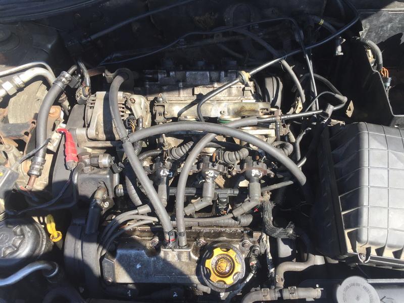 Naudotos automobiliu dallys Foto 4 Rover 75 2002 2.0 Automatinė Sedanas 4/5 d. Pilka 2018-5-09 A3748