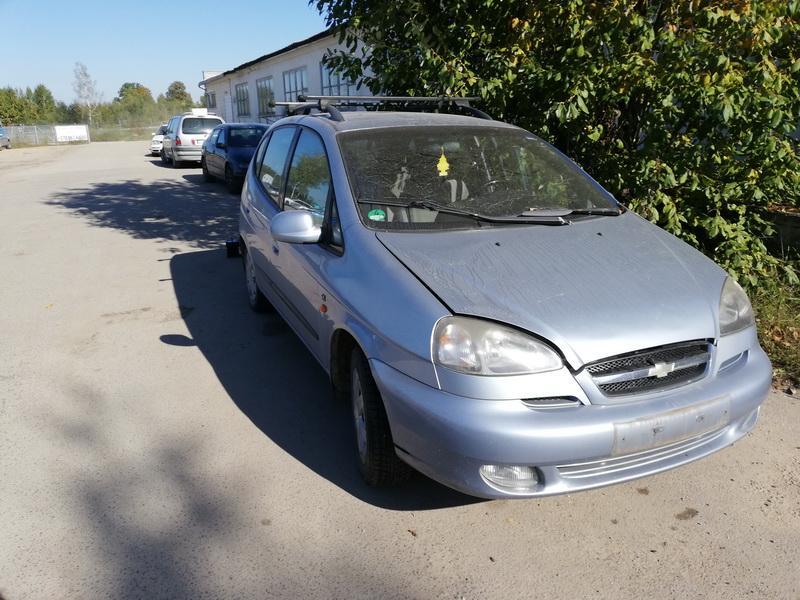 Naudotos automobiliu dallys Foto 3 Chevrolet TACUMA 2005 1.6 Mechaninė Vienatūris 4/5 d. Sidabrine 2019-9-27 A4792