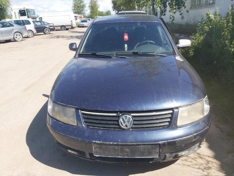 Naudotos automobiliu dallys Foto 3 Volkswagen PASSAT 1999 1.9 Mechaninė Sedanas 4/5 d. Melyna 2020-7-29 A5477