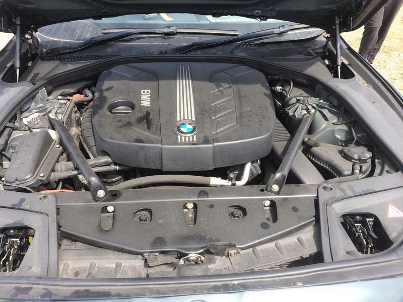 Naudotos automobiliu dallys Foto 2 BMW 5-SERIES 2011 2.0 Mechaninė Sedanas 4/5 d. Zalia 2018-6-15 A3877
