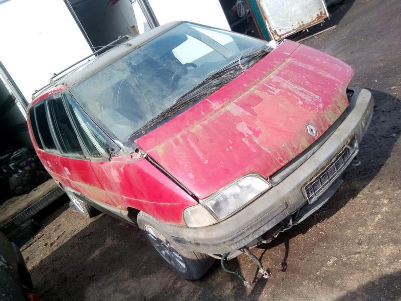Renault ESPACE 1992 2.8 Mechaninė