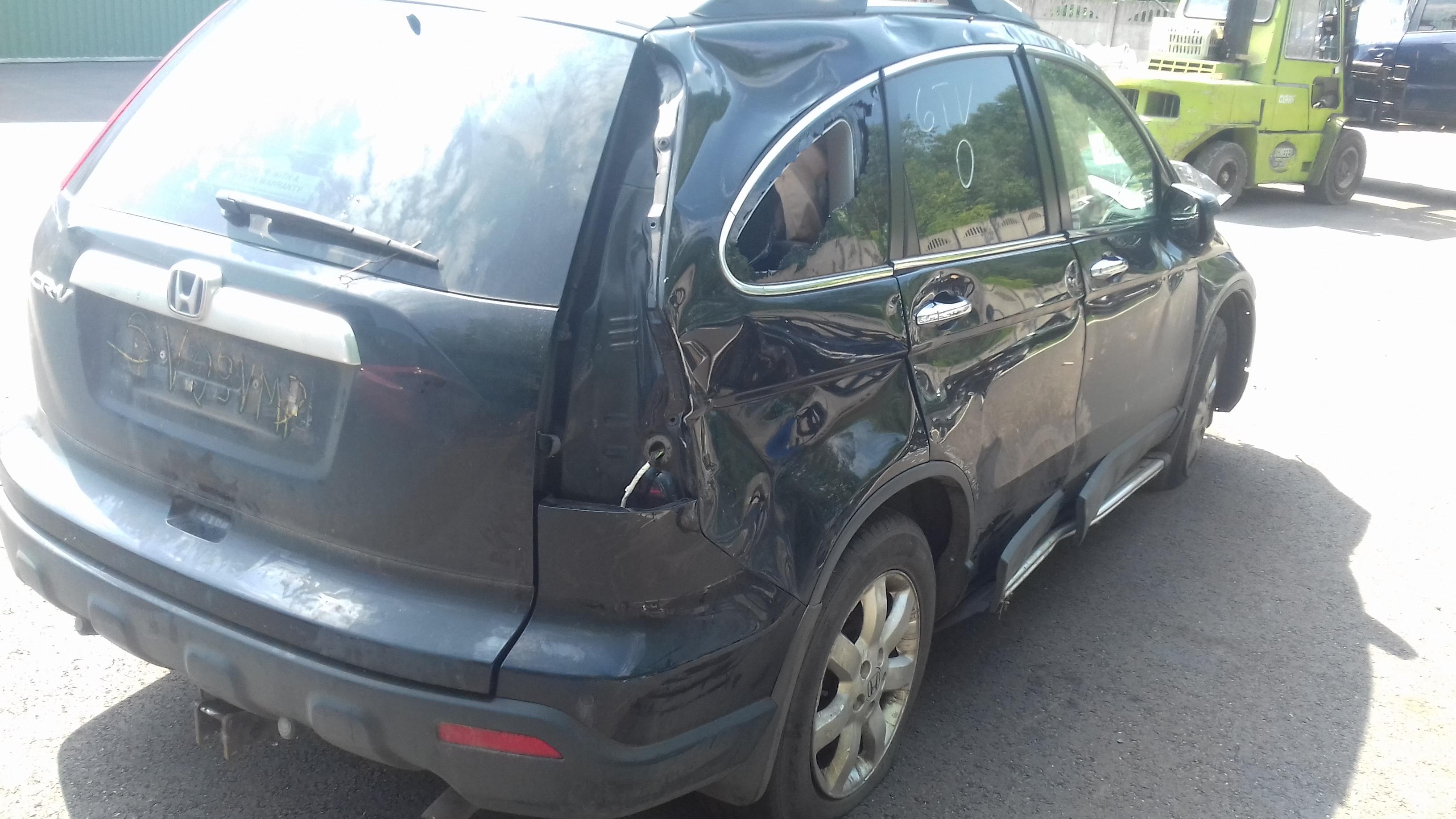 Naudotos automobiliu dallys Foto 8 Honda CR-V 2009 2.2 Mechaninė Visureigis 4/5 d. Juoda 2019-7-31 A4671