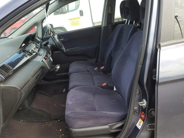 Naudotos automobilio dalys Honda FR-V 2008 2.2 Mechaninė Vienatūris 4/5 d. Melyna 2019-9-18