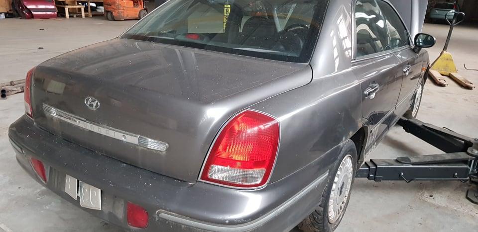 Naudotos automobilio dalys Hyundai XG 1999 3.0 Automatinė Sedanas 4/5 d. Pilka 2020-6-12