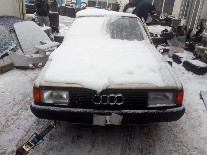 Naudotos automobiliu dallys Foto 2 Audi 80 1985 1.8 Mechaninė Sedanas 4/5 d. Smelio 2018-2-14 A3632