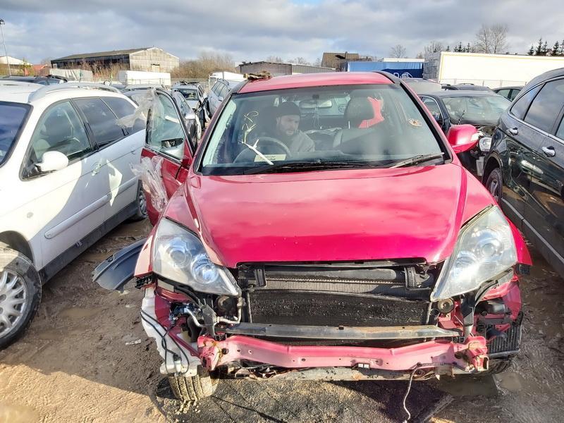 Naudotos automobilio dalys Honda CR-V 2007 2.2 Mechaninė Visureigis 4/5 d. Raudona 2020-2-13