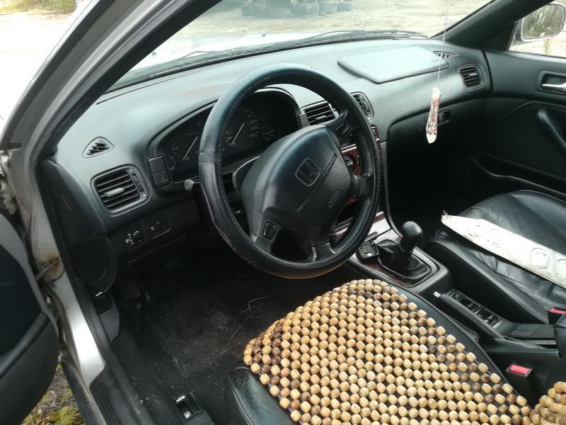 Naudotos automobilio dalys Honda ACCORD 1997 2.0 Mechaninė Sedanas 4/5 d. Sidabrine 2019-10-08
