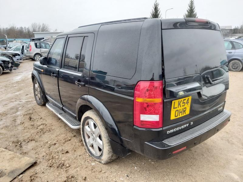 Naudotos automobiliu dallys Foto 7 Land-Rover DISCOVERY 2005 2.7 Automatinė Visureigis 4/5 d. Juoda 2020-2-25 A5091