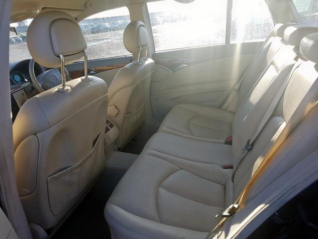 Naudotos automobilio dalys Mercedes-Benz E-CLASS 2004 2.7 Automatinė Universalas 4/5 d. Melyna 2020-5-08