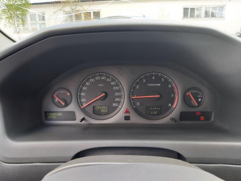 Подержанные Автозапчасти Foto 9 Volvo S60 2001 2.4 машиностроение седан 4/5 d. Серый 2020-5-20 A5294