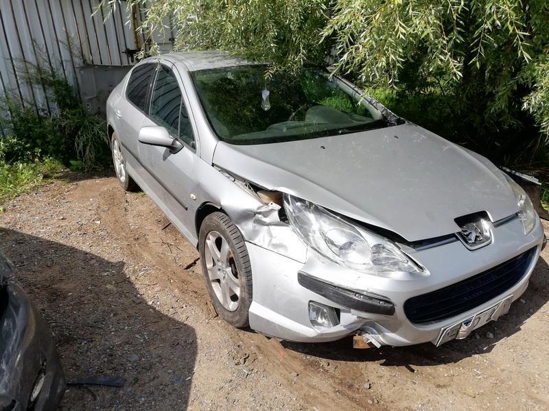 Naudotos automobilio dalys Peugeot 407 2004 2.0 Mechaninė Sedanas 4/5 d. Pilka 2019-8-05