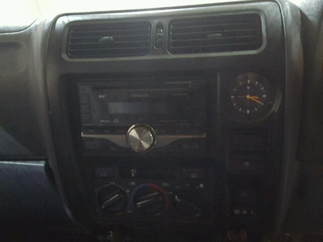 Naudotos automobilio dalys Toyota LAND CRUISER 1999 3.0 Automatinė Visureigis 4/5 d. Juoda 2018-10-24