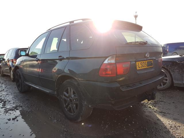 Naudotos automobiliu dallys Foto 3 BMW X5 2005 3.0 Automatinė Visureigis 4/5 d. Juoda 2020-2-01 A5046