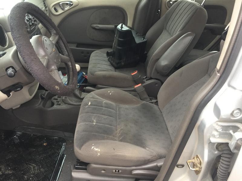 Naudotos automobilio dalys Chrysler PT CRUISER 2008 2.2 Mechaninė Hečbekas 4/5 d. Sidabrine 2018-11-16