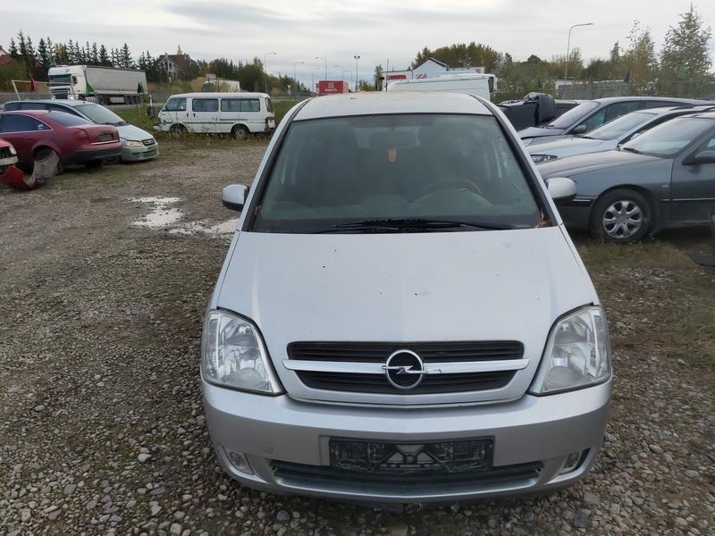 Naudotos automobiliu dallys Foto 3 Opel MERIVA 2004 1.7 Mechaninė Vienatūris 4/5 d. Pilka 2020-10-10 A5740