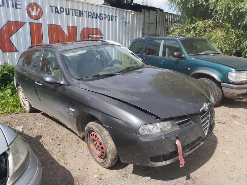 Naudotos automobilio dalys Alfa-Romeo 156 2004 2.4 Mechaninė Universalas 4/5 d. Pilka 2020-7-16