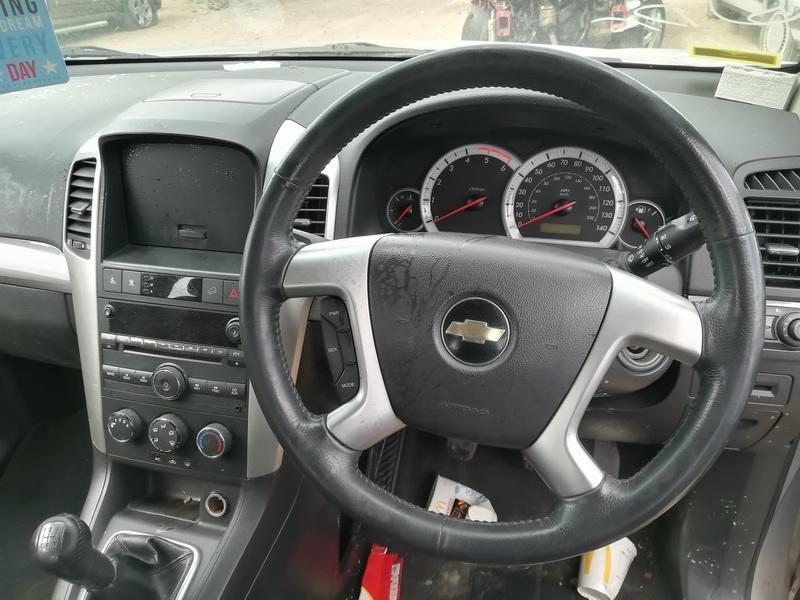 Naudotos automobiliu dallys Foto 8 Chevrolet CAPTIVA 2007 2.0 Mechaninė Visureigis 4/5 d. Sidabrine 2019-7-02 A4586