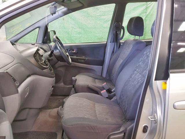 Naudotos automobilio dalys Toyota PREVIA 2002 2.0 Mechaninė Vienatūris 4/5 d. Sidabrine 2019-7-25