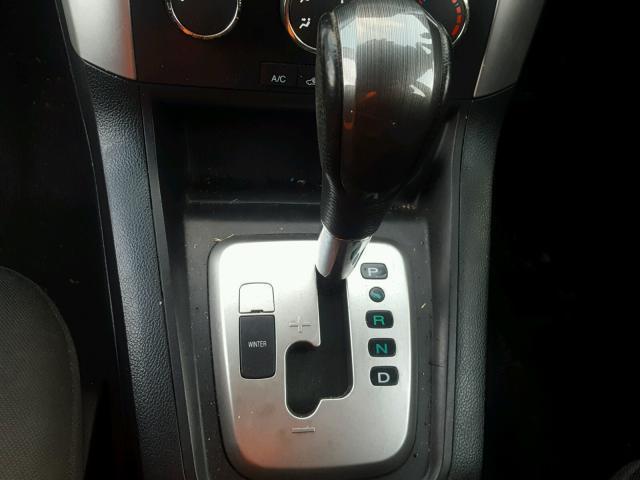 Naudotos automobiliu dallys Foto 9 Chevrolet CAPTIVA 2008 2.0 Automatinė Visureigis 4/5 d. Melyna 2018-11-30 A4218
