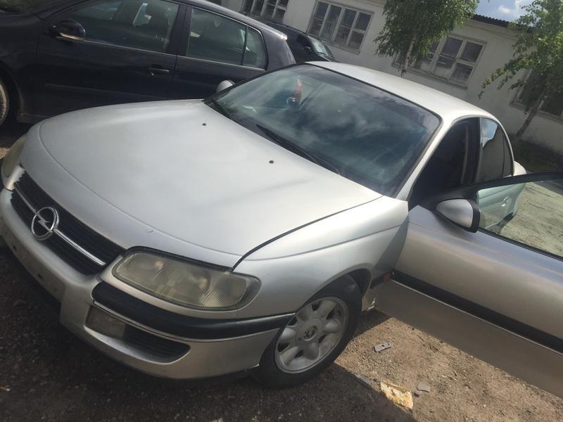 Naudotos automobilio dalys Opel OMEGA 1997 2.5 Mechaninė Sedanas 4/5 d. Pilka 2018-7-26