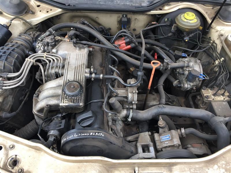 Naudotos automobiliu dallys Foto 2 Audi 100 1991 2.3 Automatinė Sedanas 4/5 d. Geltona 2018-9-17 A4082