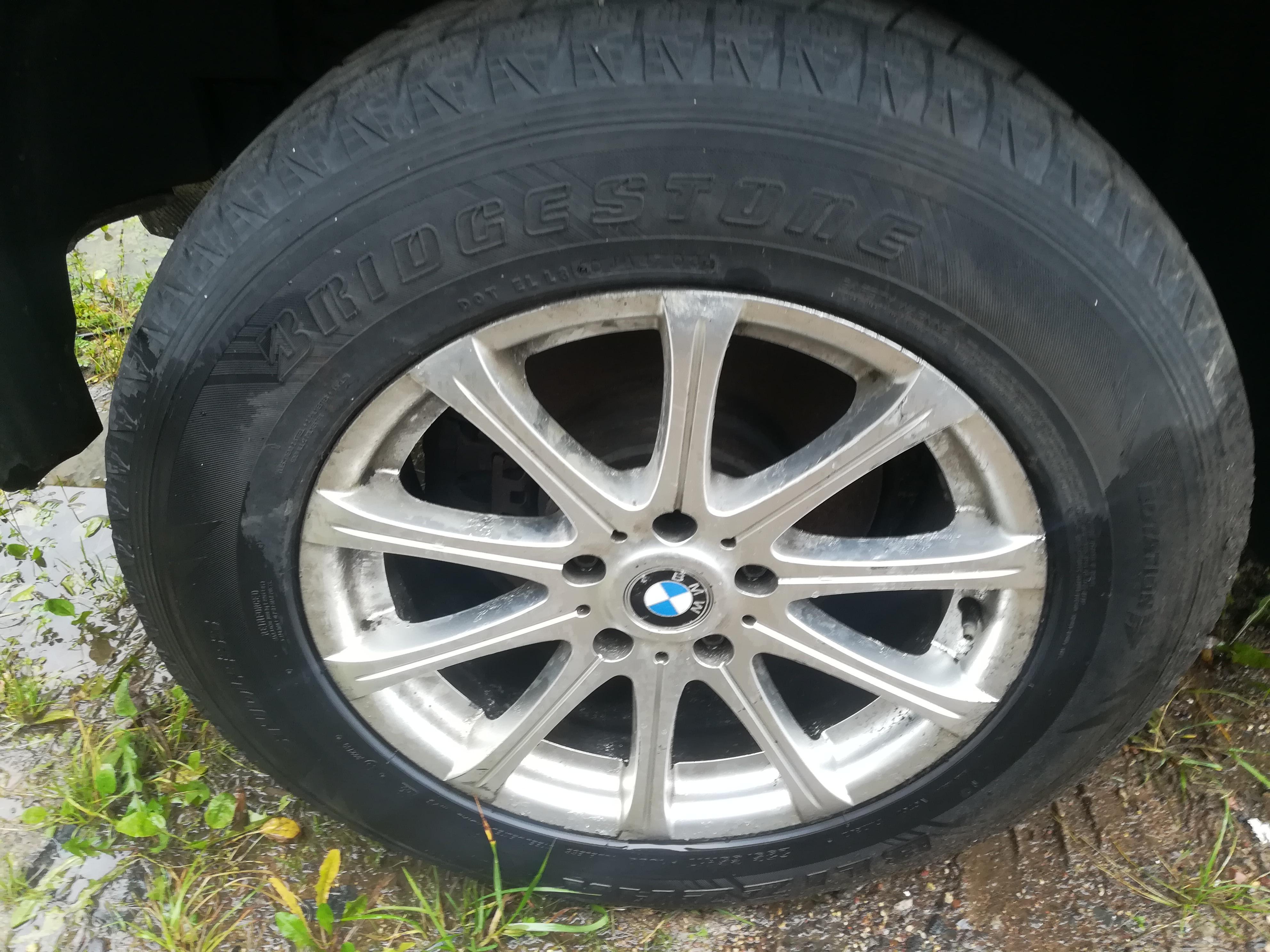 Naudotos automobiliu dallys Foto 7 BMW X5 2006 3.0 Automatinė Visureigis 4/5 d. Juoda 2019-9-30 A4796