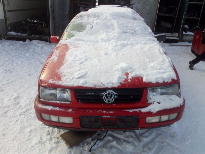 Naudotos automobiliu dallys Foto 2 Volkswagen PASSAT 1995 1.9 Mechaninė Universalas 4/5 d. Raudona 2018-2-22 A3640