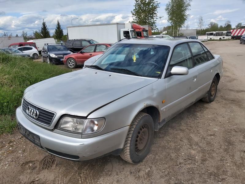 Naudotos automobiliu dallys Foto 4 Audi A6 1995 1.9 Mechaninė Sedanas 4/5 d. Pilka 2020-5-19 A5288