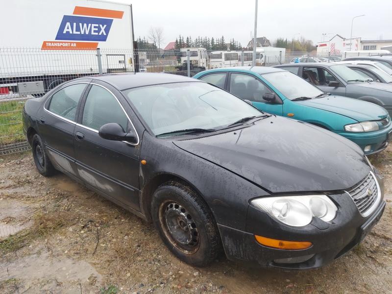 Naudotos automobilio dalys Chrysler 300M 2004 2.7 Automatinė Sedanas 4/5 d. Juoda 2020-11-18
